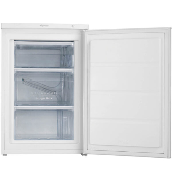 Fridgemaster Freezer with the door open
