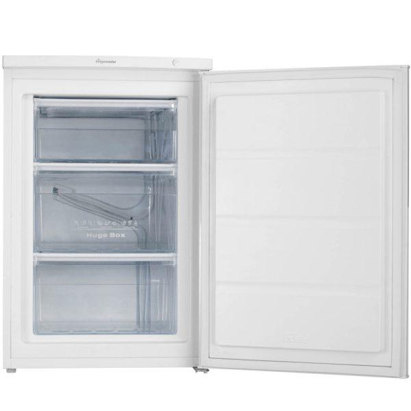 Fridgemaster Freezer with the door open