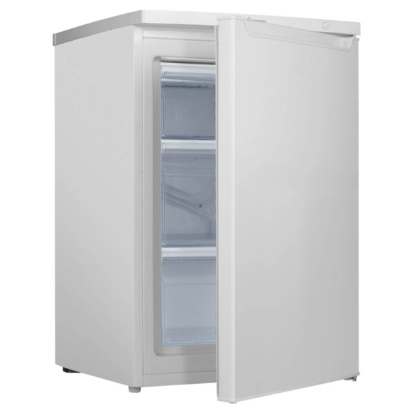 Fridgemaster Freezer with the door slightly open