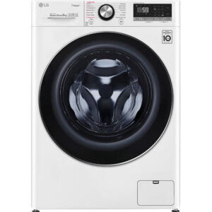LG Washing Machine 9kg, 1400 spin with steam cycles
