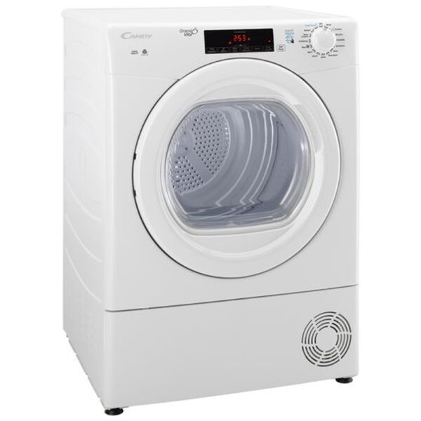 Candy Condenser Tumble Dryer on an angle