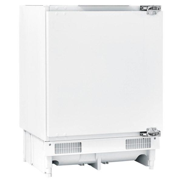 Firdgemaster Built-under larder fridge on an angle