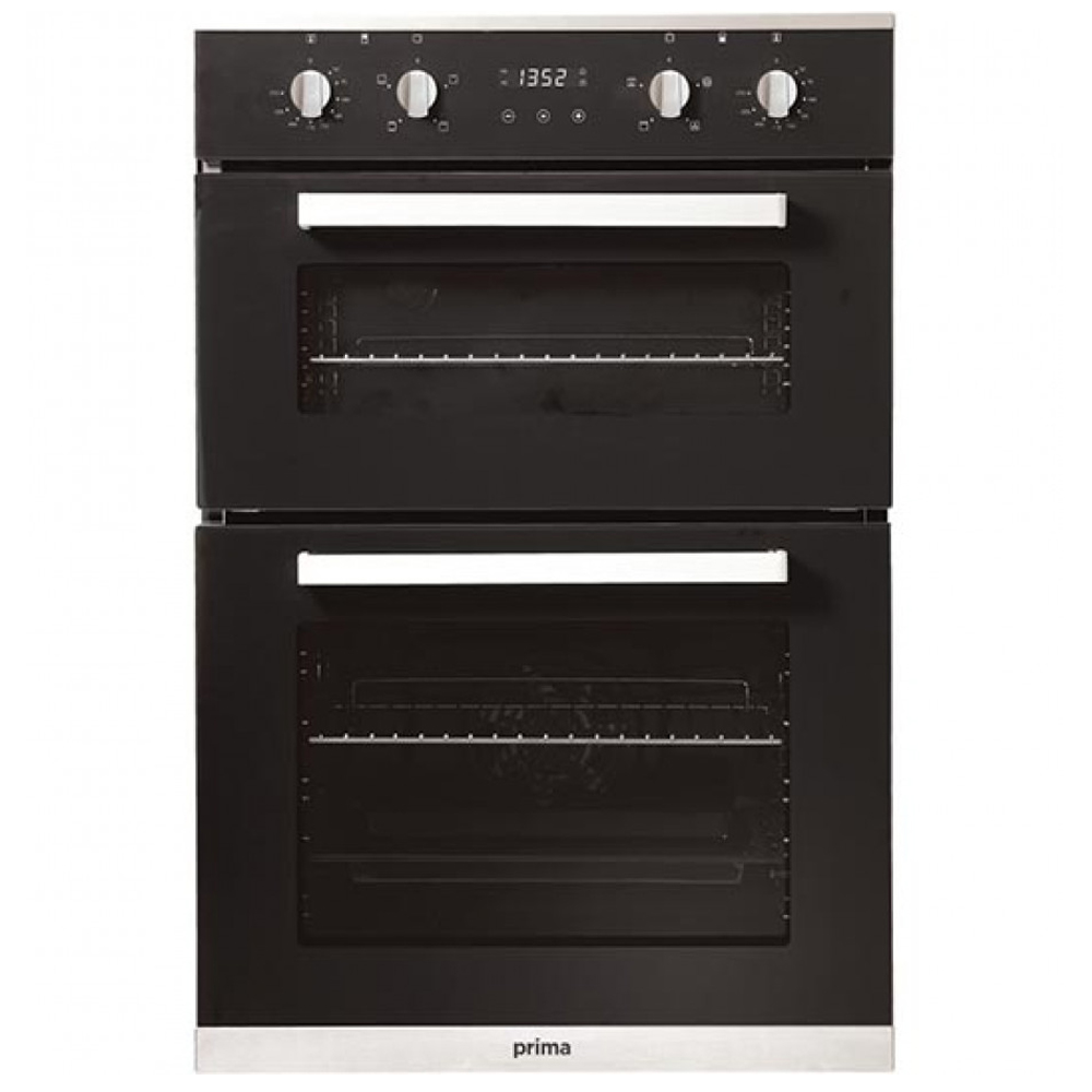 Prima Built-In Double Oven