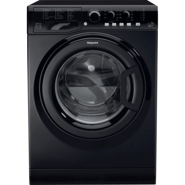 Hotpoint Washing Machine - Black