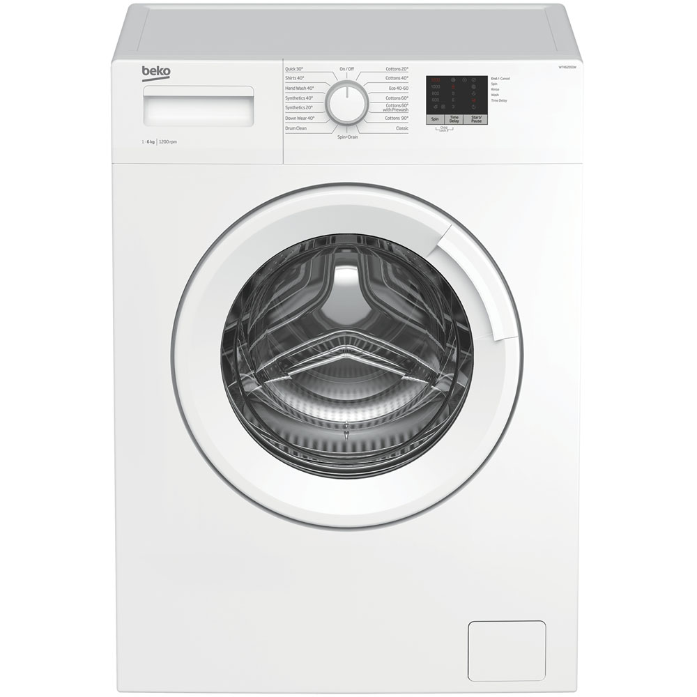 Beko Washing Machine 6kg/1200rpm