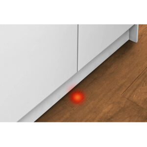 Bosch Fully Integrated Dishwasher info light