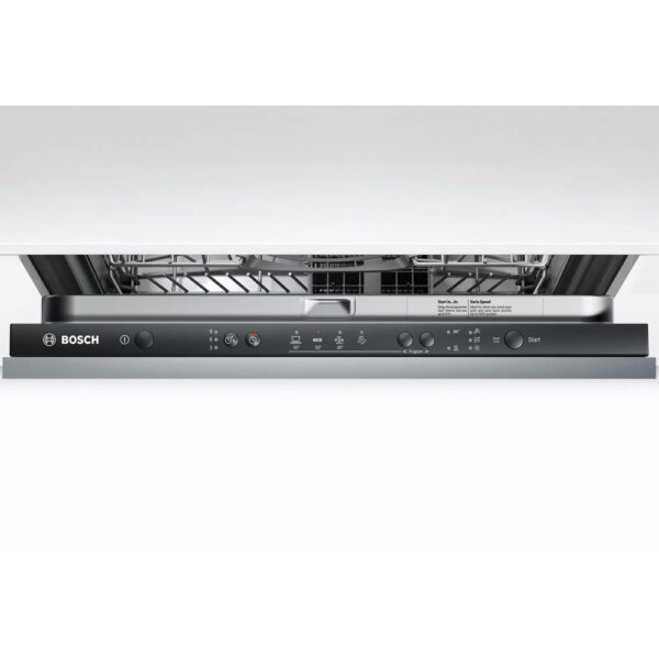 Bosch Fully Integrated Dishwasher display panel