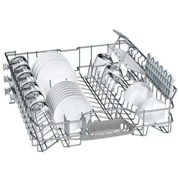 Bosch Fully Integrated Dishwasher top cutlery basket