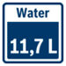Bosch 11l water