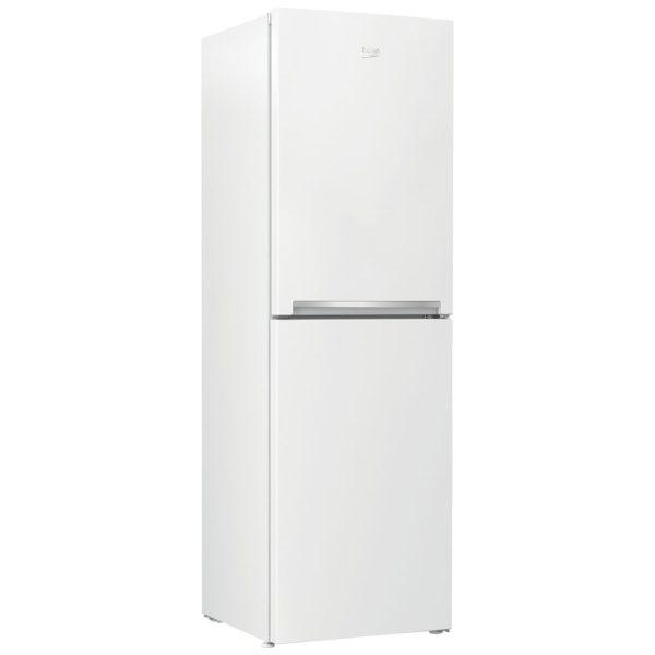 Beko Fridge Freezer on an angle