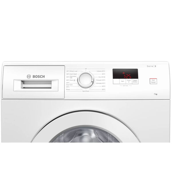 Bosch Washing Machine facia panel