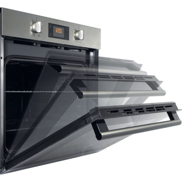 Hotpoint Single Oven door opening