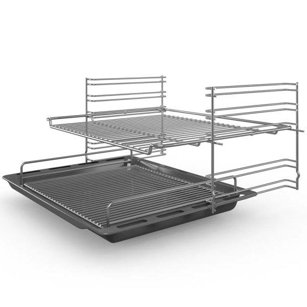 Bosch Single Oven side racks and shelves