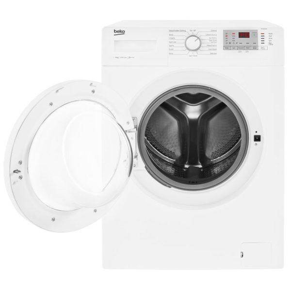 Beko Washing Machine with the door open