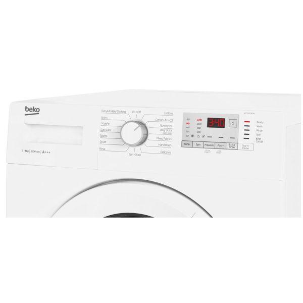 Beko Washing Machine facia panel
