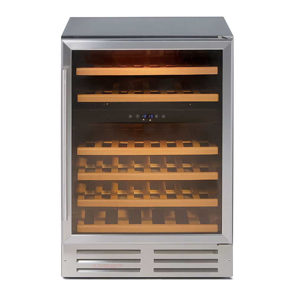 Wine Fridge - Dual Zone
