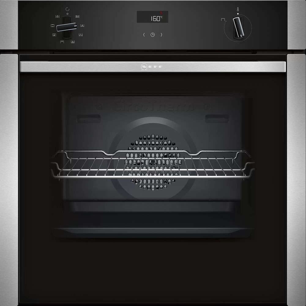Neff Single Oven - Slide&Hide