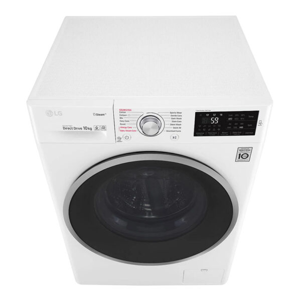 LG Washing Machine top view