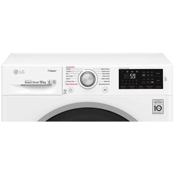 LG Washing Machine facia panel