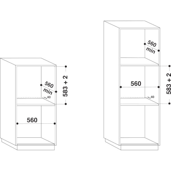 Indesit Gas Oven Schematic
