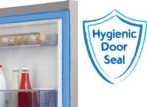Hygienic door seal