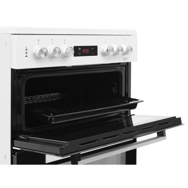 Beko Free Standing Cooker grill cavity