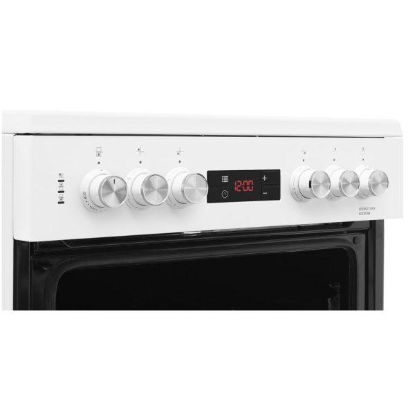 Beko Free Standing Cooker control panel