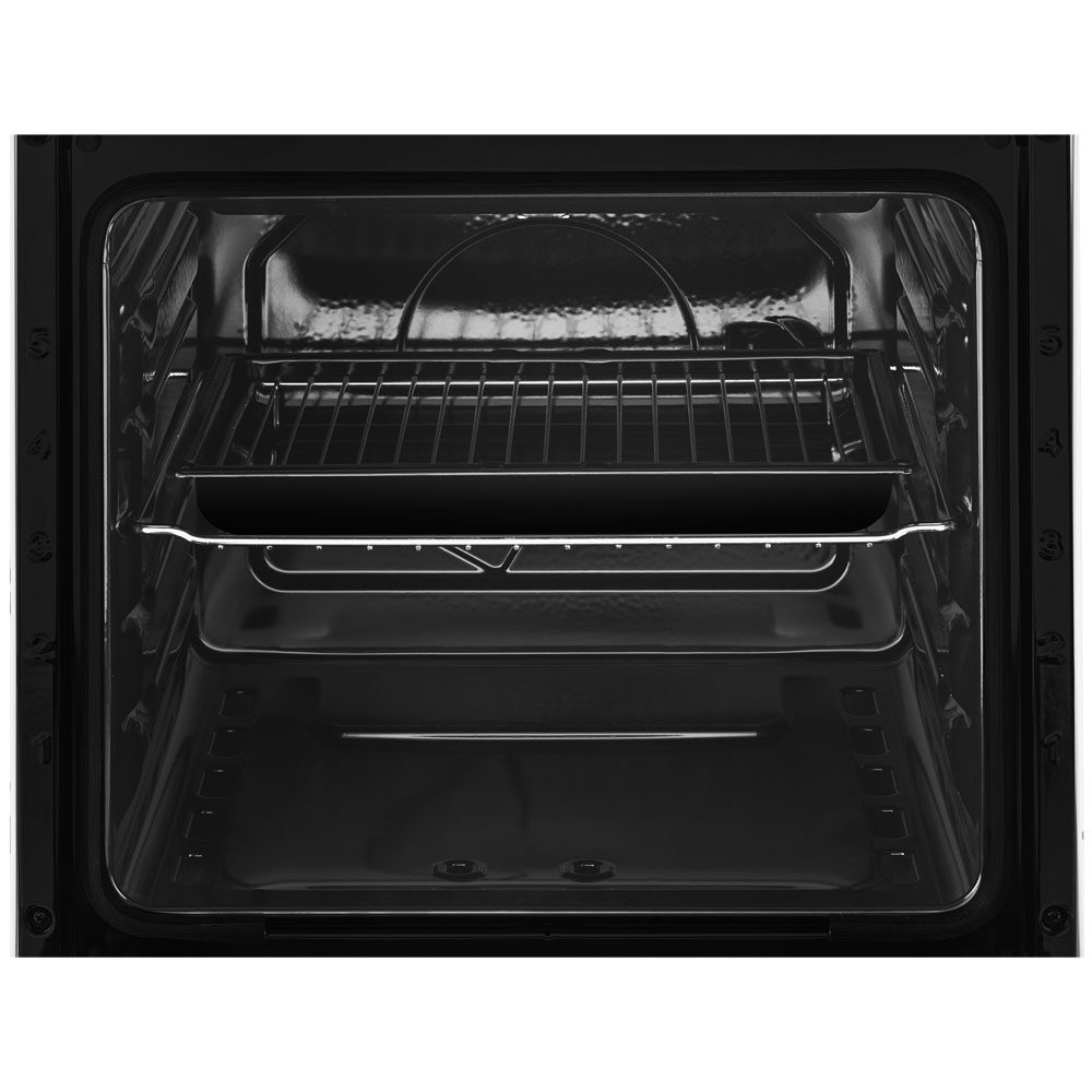 Beko free standing gas cooker main cavity