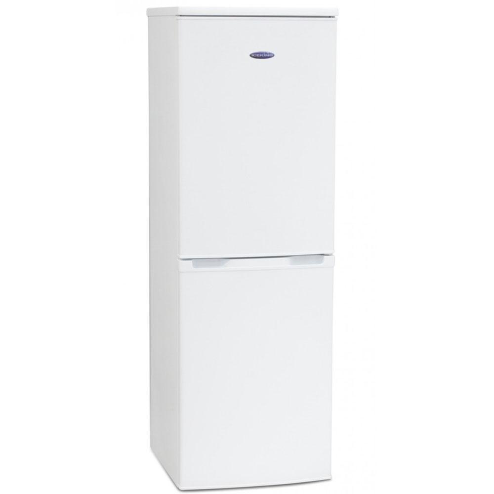 ICEKING Fridge Freezer 50/50