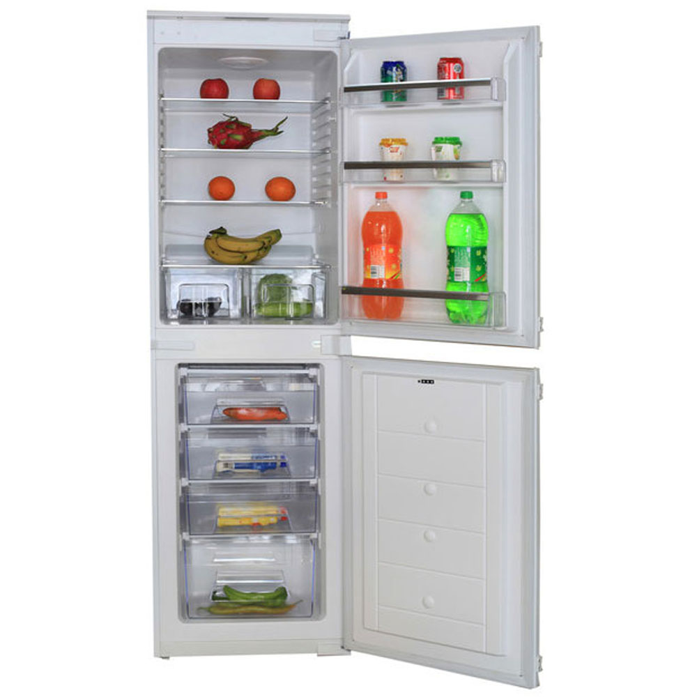 PRIMA Integrated Fridge Freezer 50/50
