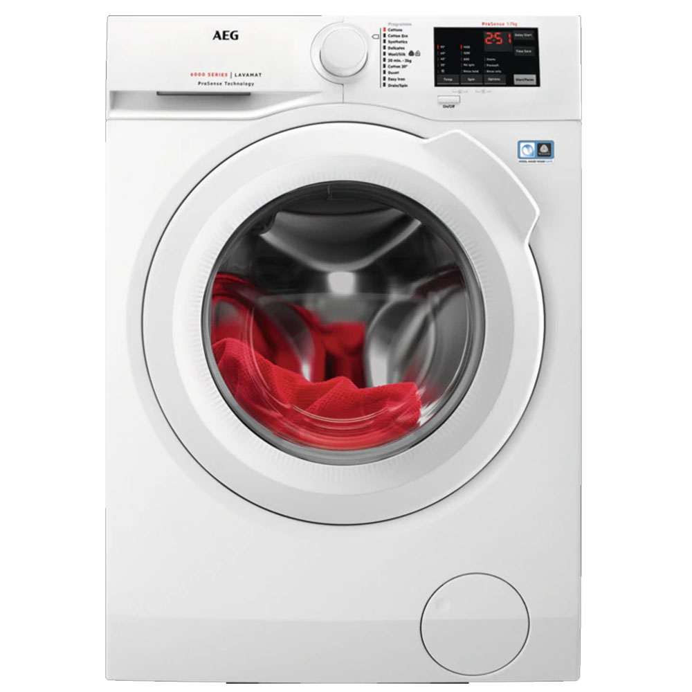 AEG Washing Machine 7kg/1400rpm
