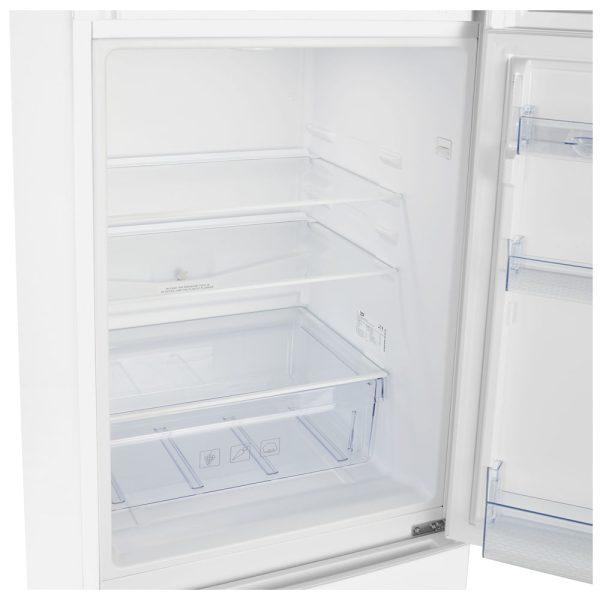 Beko Fridge Freezer inside fridge