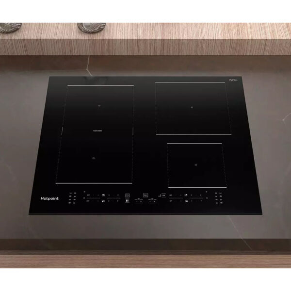 Hotpoint Induction Hob in worktop