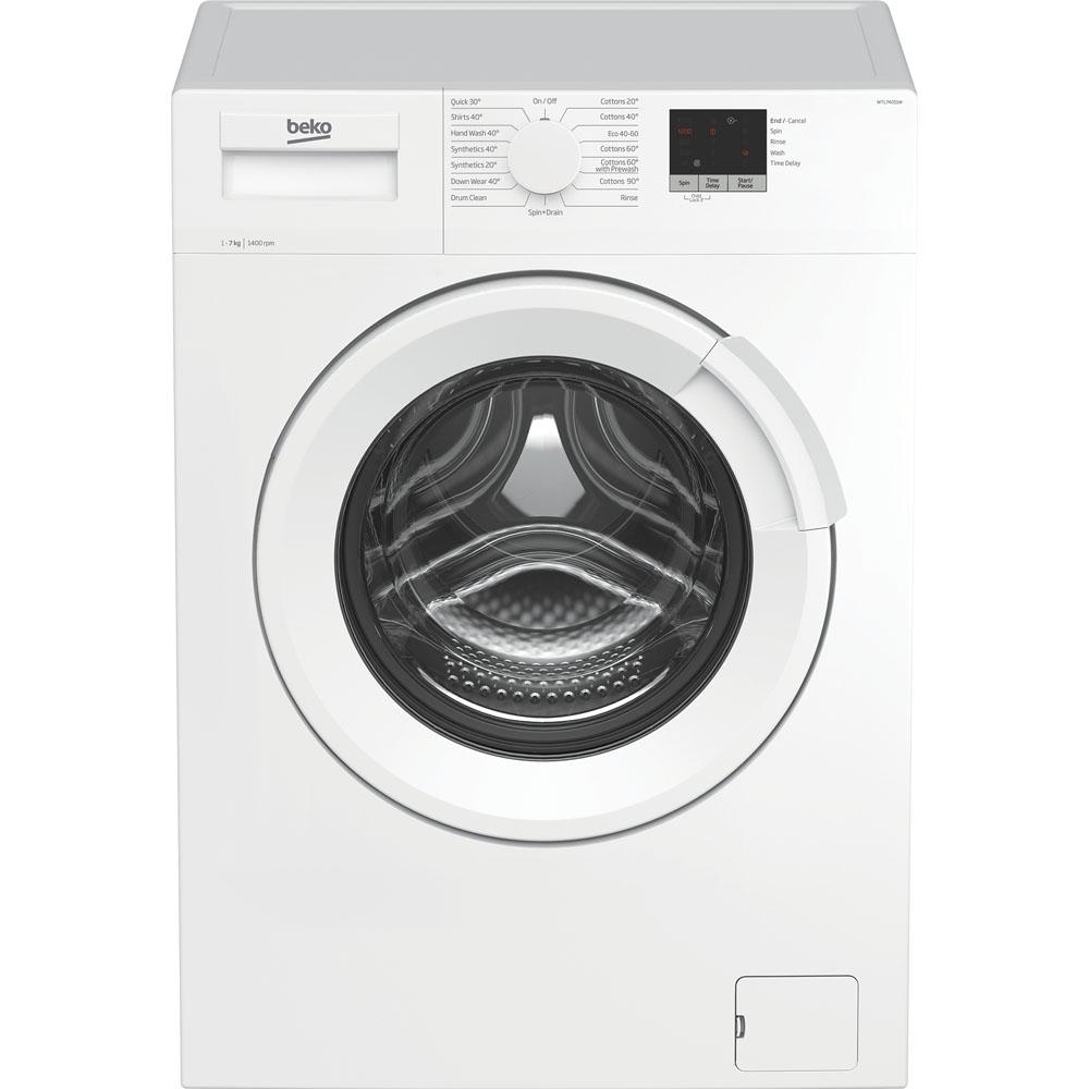 Beko Washing Machine 7kg/1400rpm
