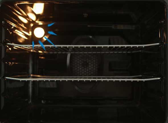 Beko Interior Oven Light