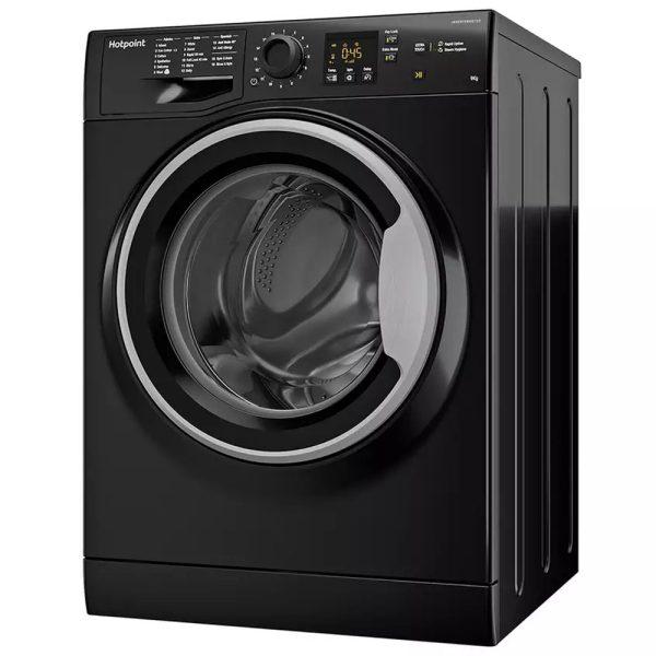 Hotpoint Washing Machine on an angle