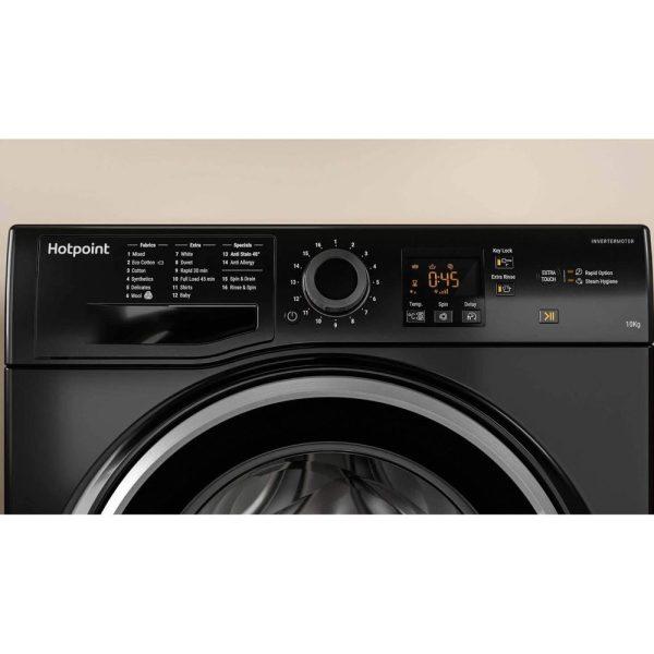 Hotpoint Washing Machine facia panel