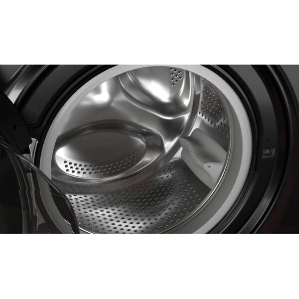Hotpoint Washing Machine with the door open