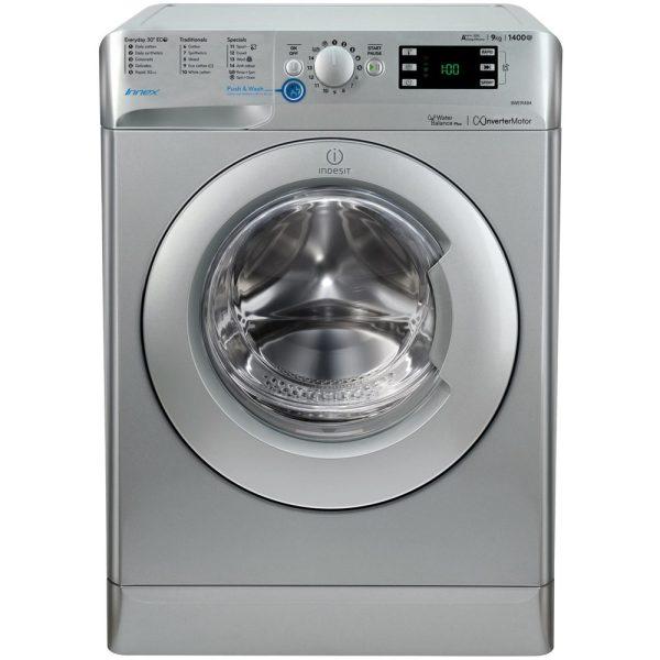 Indeesit Washing Machine - Silver