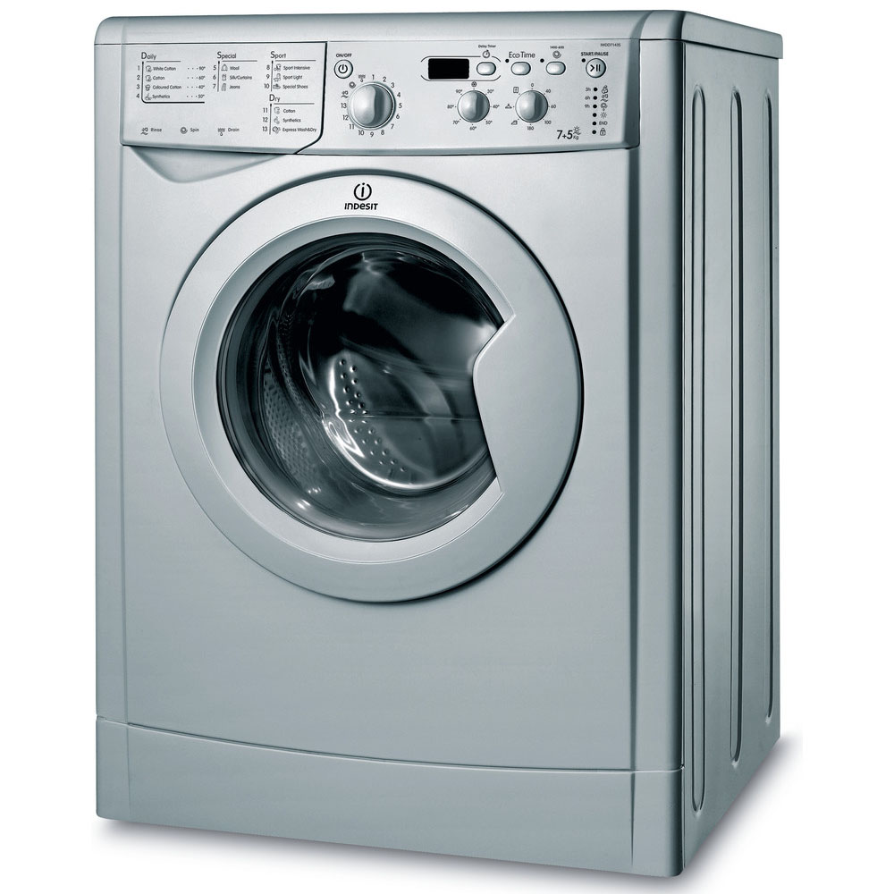 Indesit Washer Dryer 7kg/5kg 1400rpm