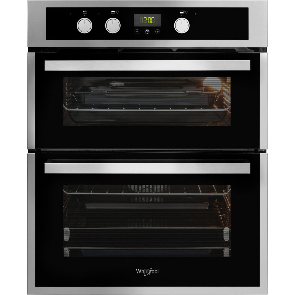 Whirlpool Built-Under Double Oven