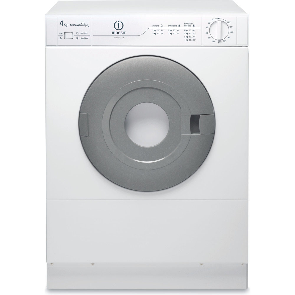 Indesit Compact Tumble Dryer - Vented
