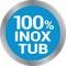 Indesit Stainless Tub