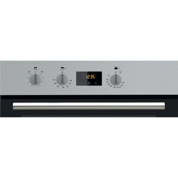 Hotpoint Built-Under Double Oven facia panel