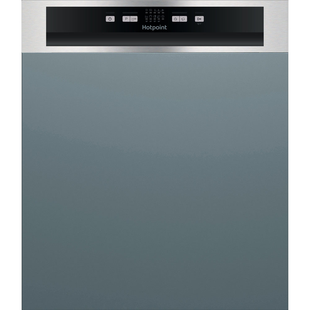 Hotpoint Semi-Integrated Dishwasher