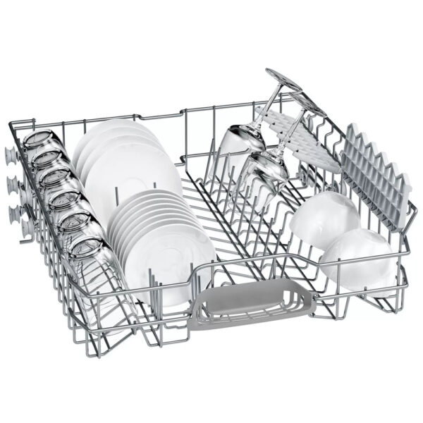 Bosch Fully integrated Dishwasher top basket