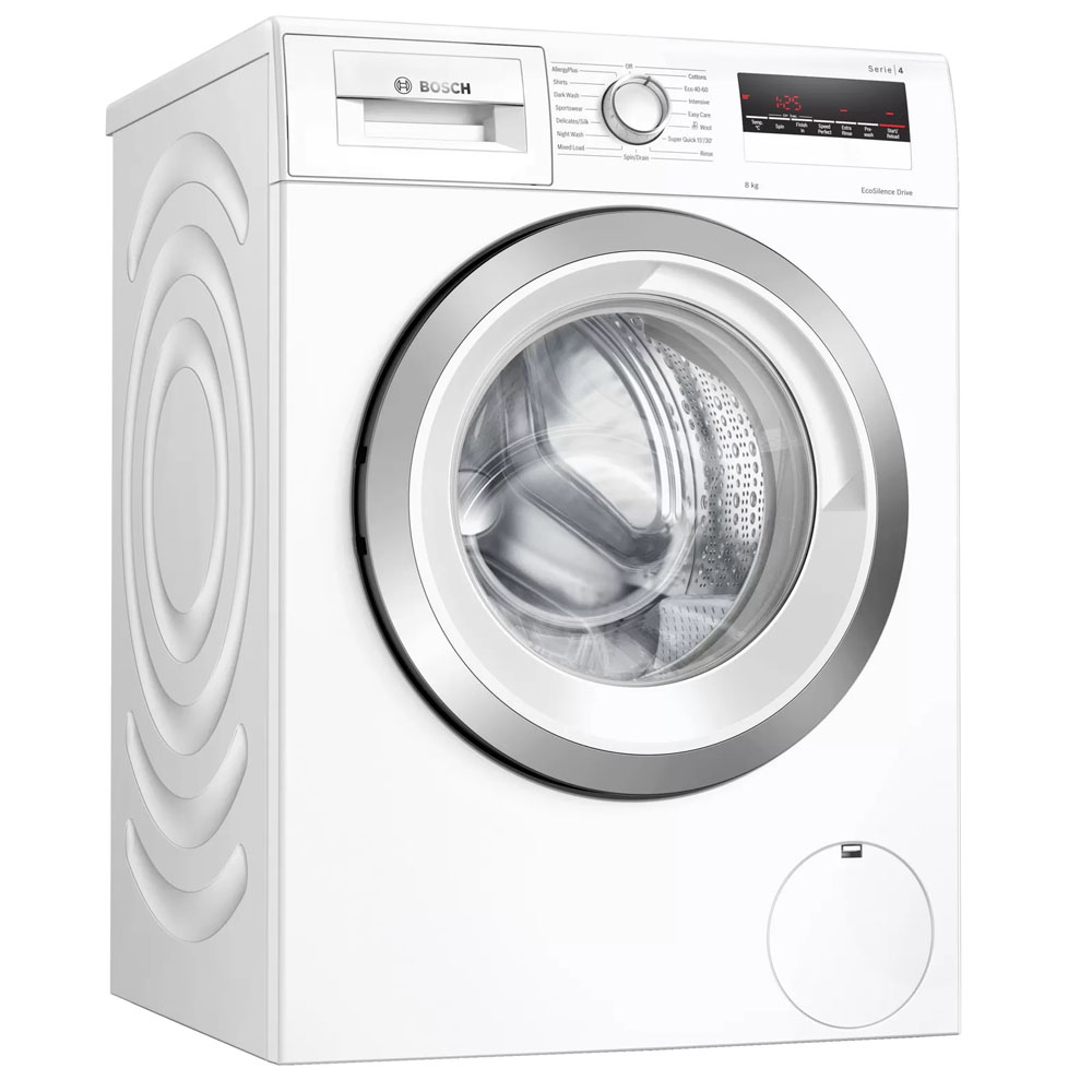 Bosch Washing Machine 8kg/1400rpm