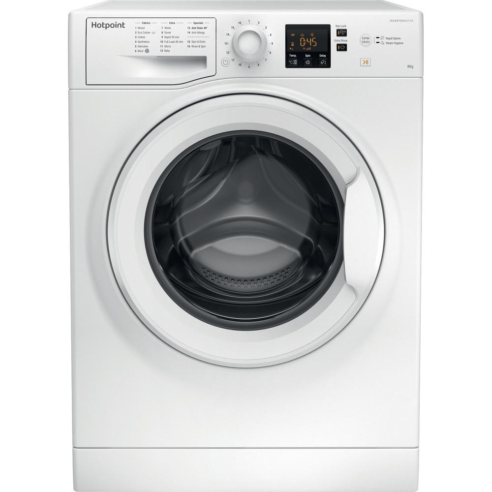 Hotpoint Washing Machine 8kg/1400rpm