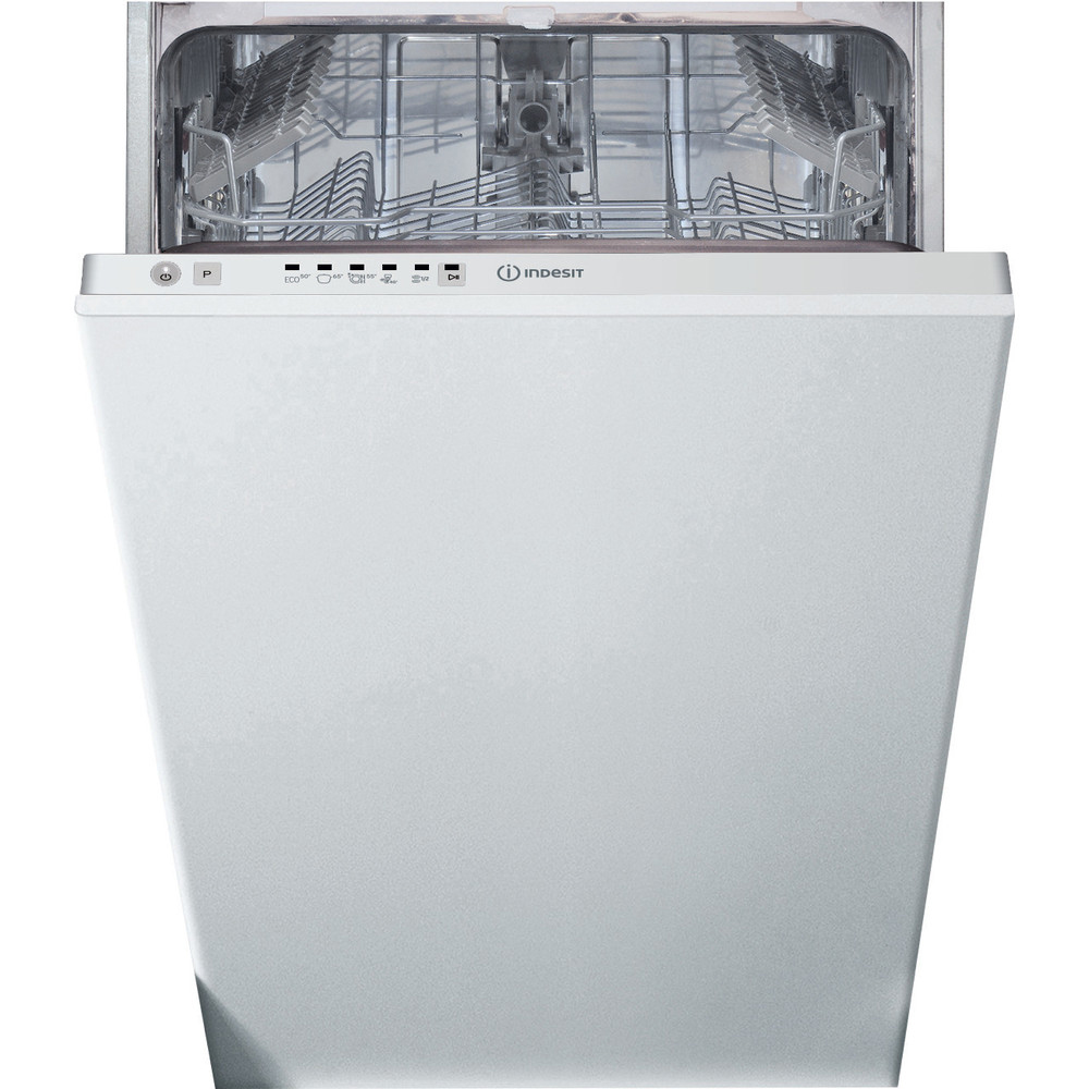Indesit Integrated Dishwasher - Slimline