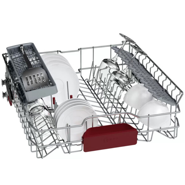 Neff Integrated Dishwasher top basket